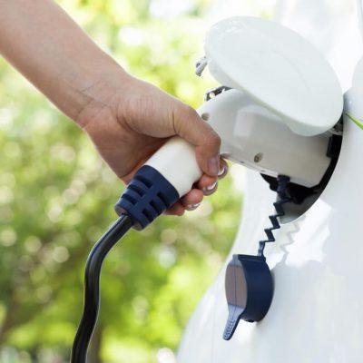 véhicules électriques recharge